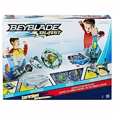 Beyblade Beyblade Burst Avatar Turnuva Seti Renkli